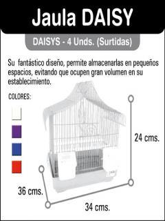 DAISYS JAULAS