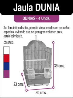 DUNIAS JAULAS