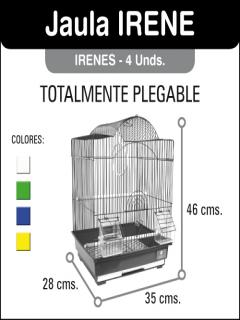 IRENES JAULAS