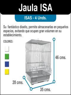 ISAS JAULAS