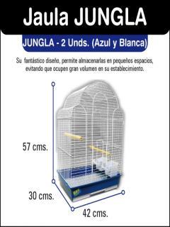 JUNGLA JAULA