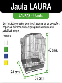 LAURAS JAULA