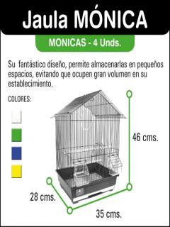 MONICAS JAULA