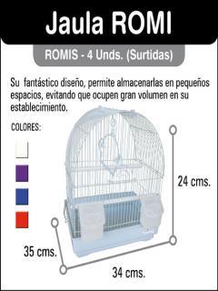 ROMIS JAULAS