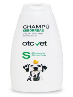 CHAMPÚ SEBORREAS GATOS 400ml