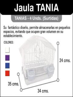 TANIAS JAULA