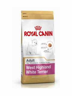 WEST HIGHLAND TERRIER ADULTO 500Gr