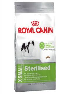 X-SMALL STERILISED 1,5Kg