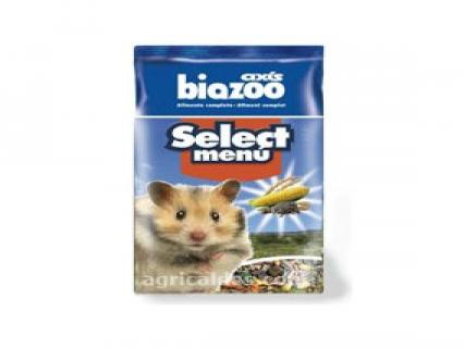 BIOZOO SELECT MENU HAMSTER 1 KG.