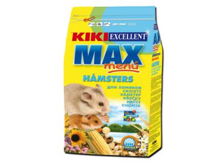 KIKI MAX MENU HAMSTERS 500Gr