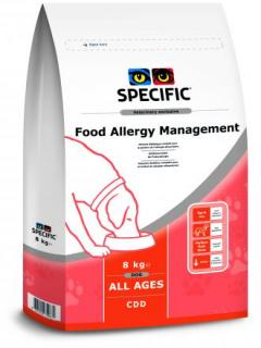 FOOD ALLERGY MANAGEMENT 2,5Kg