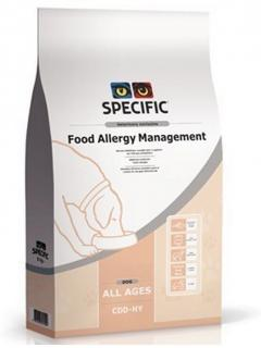 FOOD ALLERGY MANAGEMENT SALMON 2,5Kg