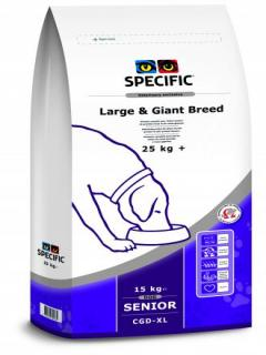 SENIOR LARGE & GIANT BREED 7,5Kg