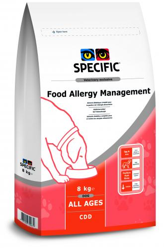 FOOD ALLERGY MANAGEMENT 8Kg