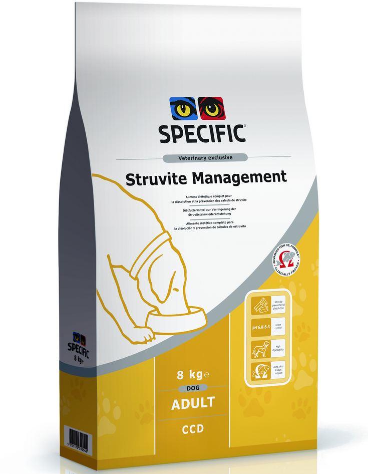 STRUVITE MANAGEMENT 15Kg