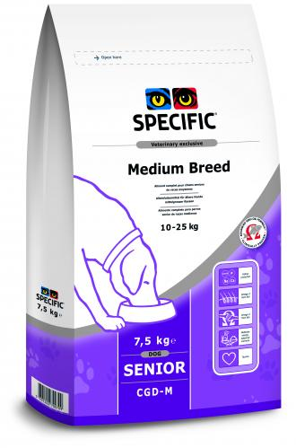 SENIOR MEDIUM BREEDS 2,5Kg